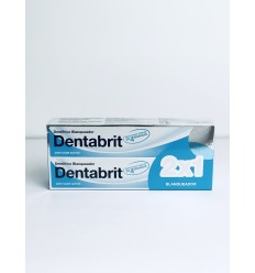 DENTABRIT PASTA DENTAL BLANQ. 125ML. 2X1