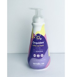 BETRES ON GEL BAÑO ESPUMA ORQUIDEA 575ML