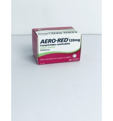 AERO RED 120 MG 40 COMPR MASTIC MENTA