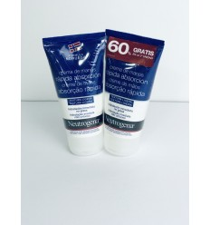 NEUTROGENA MANOS RAPIDA ABSORCION DUPLO 75 ML