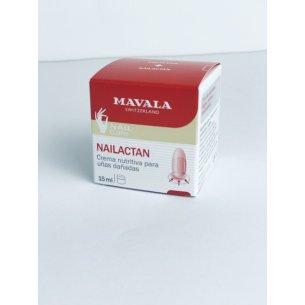 MAVALA NAILACTAN CREMA NUTRITIVA 15ML