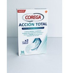 COREGA TOTAL ACTION TABS 36