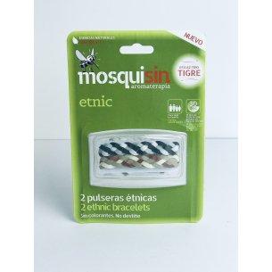 PULSERA  ETNIC MOSQUISIN 2 PULSERAS