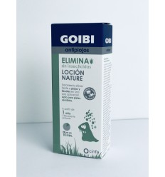 GOIBI LOCION NATURE ANTIPIOJOS 200 ML