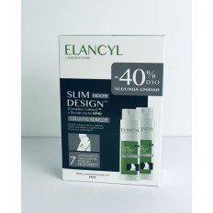 ELANCYL DUO  SLIM DESIGN NOCHE 2 X200ML