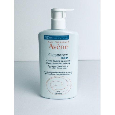 AVENE CLEANANCE HYDRA LIMPIADOR 400ML