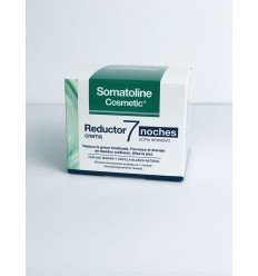 SOMATOLINE REDUCTOR INTENSIVO 7 NOCHES 250ML