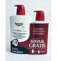 EUCERIN PIEL SENSIBLE PH-5 LOCION 1000 ML