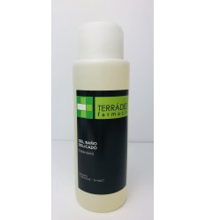 TERRADEZ GEL DE BAÑO DELICADO 400ML