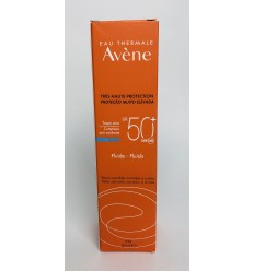AVENE SOLAR 50 EMULSION OIL-FREE 50 ML