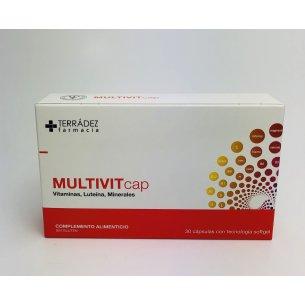 TERRADEZ MULTIVIT CAP 30 CAPSULAS