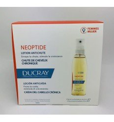 NEOPTIDE DUCRAY MUJER 3 FRASCOS 30ML