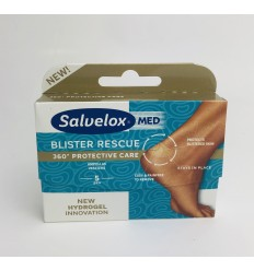 SALVELOXMED BLISTER RESCUE 5 U