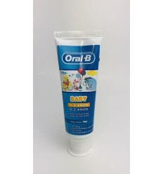 ORAL-B BABY PASTA DENTAL 0-2 AÑOS DISEÑO WINNIE