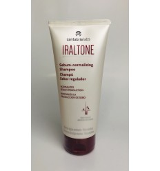 IRALTONE CHAMPU SEBO-REGULADOR 200 ML