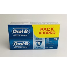 ORAL-B PRO EXPERT MULTI PROTECCION PASTA 2X100ML