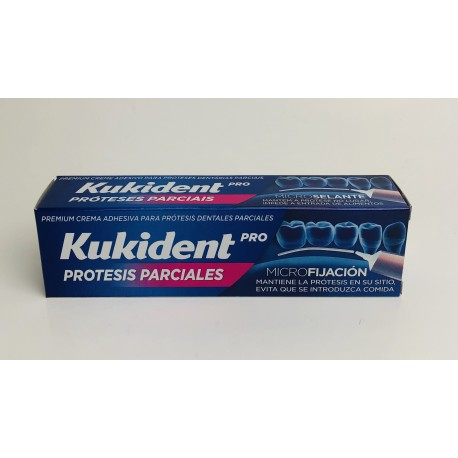 KUKIDENT PROTESIS  PARCIALES 40G