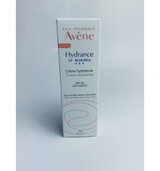 AVENE HYDRANCE OPTIMALE UV20 ENRIQ. 40ML