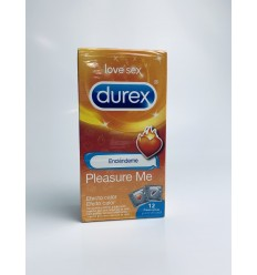 DUREX PLEASURE ME EFECTO CALOR 12 U.