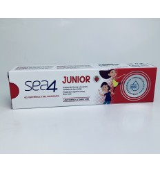 SEA4 JUNIOR PASTA DENTIFRICA 75 ML