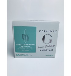 GERMINAL ACCION PROFUNDA PREBIOTICOS 1 ML 30 AMP