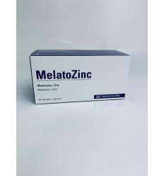MELATOZINC 1MG 60 CAPS