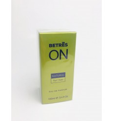 COLONIA BETRES NATURAL FOR HER 100ML (VERDE)