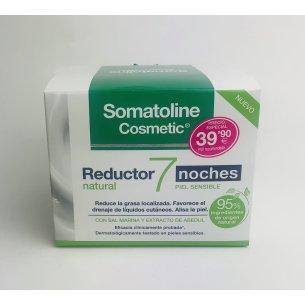 SOMATOLINE REDUCTOR NATURAL 7NOCHES 400ML