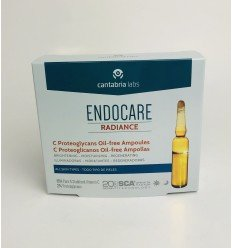 ENDOCARE RADIANCE C PROTEOGLICANOS OIL-FREE 2 ML