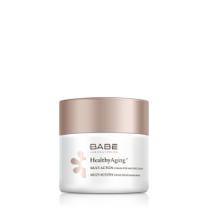 BABE CREMA HEALTHY AGING MULTI ACCION 50 ML