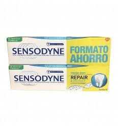 SENSODYNE DUPLO REPAIR PROTECT FRESH MINT 2*75ML