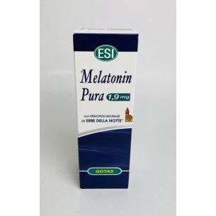 MELATONIN PURA GOTAS CON ERBE NOTTE 1.90 MG 50 M