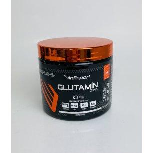 INFISPORT GLUTAMIN  ZINC 300GR