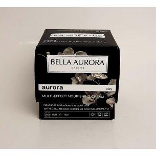 BELLA AURORA CREMA DE DIA NUTRITIVA MULTI-ACCION