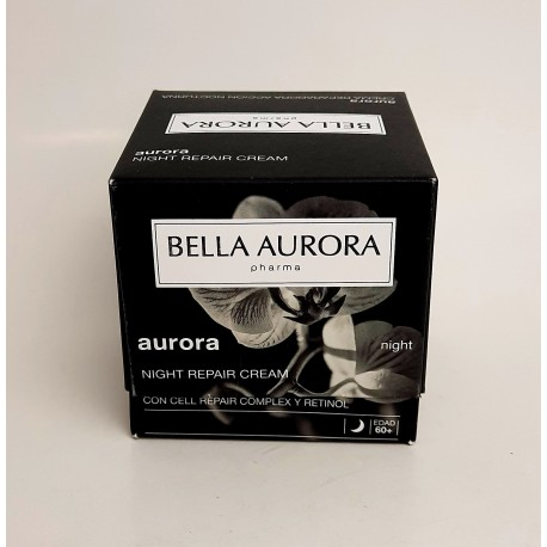 BELLA AURORA CREMA REPARADORA ACCION NOCTURNA 1